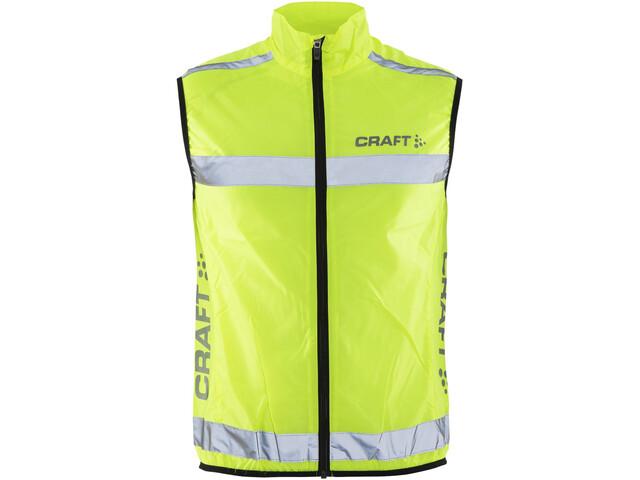 Craft Visibility Vest Unisex, neon (2019) | Veste